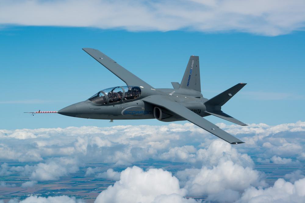 """""""Scorpion"""" (avión de combate y reconocimiento USA) - Página 2 Scorpion-New-Look"""