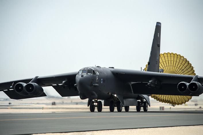 Syrian Civil War: News #7 - Page 22 B-52-ISIS-706x470