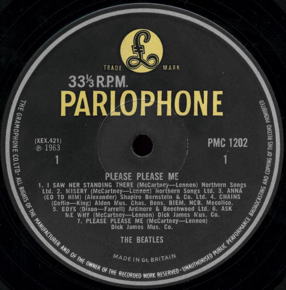 Please Please Me PPM-7th-Mo-1969-A