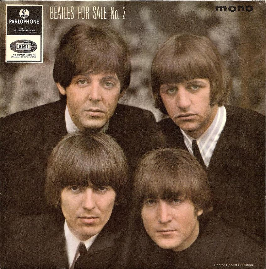 Beatles For Sale No.2 GEP-8938-1st-EJD-Sleeve-A