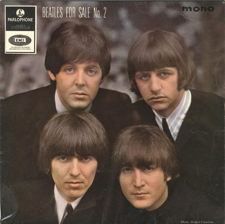 Beatles For Sale No.2 GEP-8938-1st-Sleeve-A