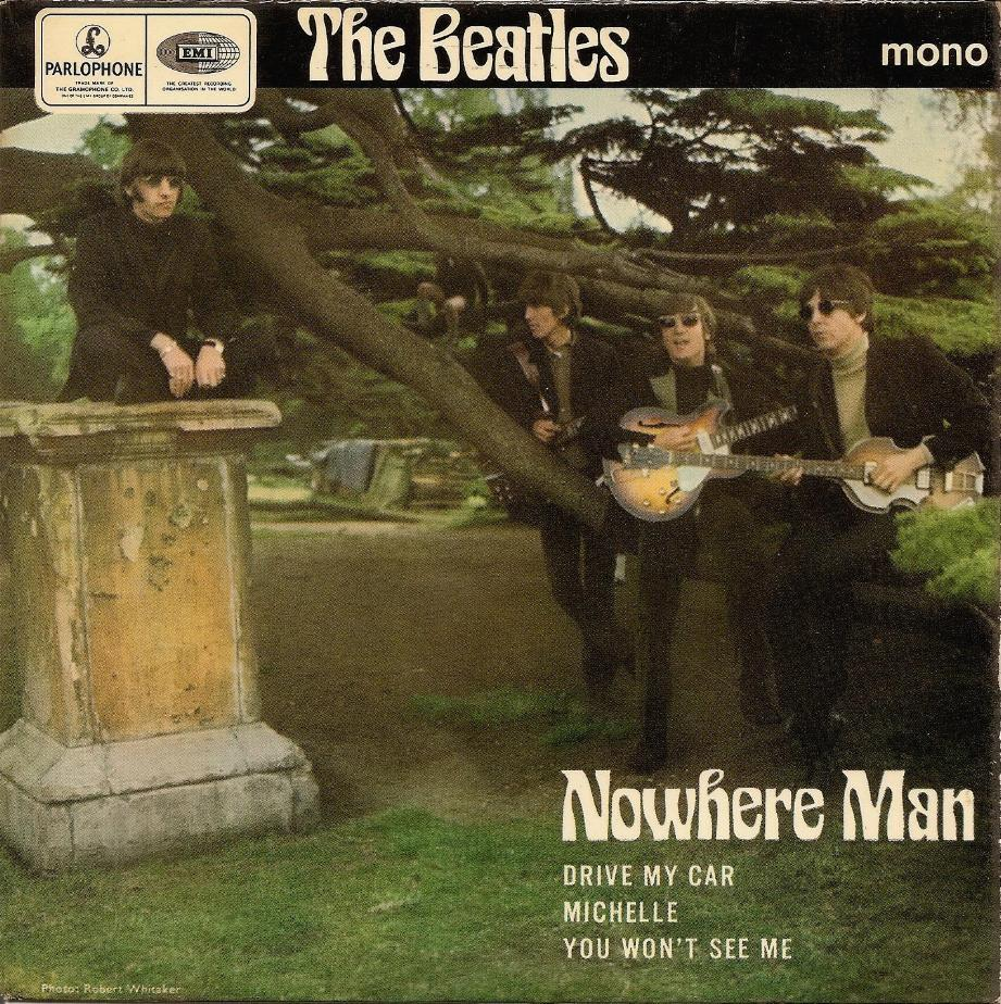 Nowhere Man GEP-8952-1st-Angle-A