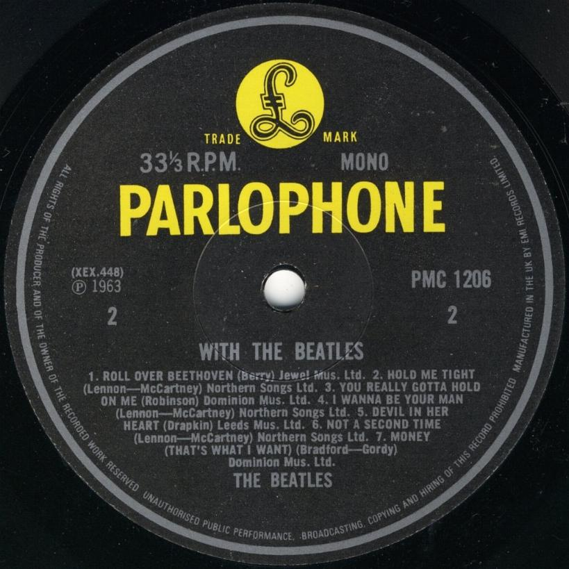 With The Beatles  2.-WTB-1982-BW-Mono-02