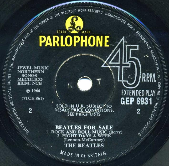 Beatles For Sale Img505