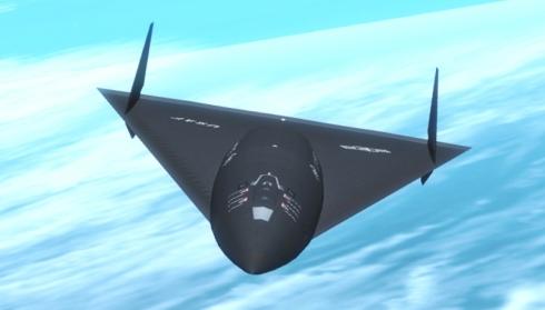 Пентагон признал существование секретного сверхсамолета RS-85 Aurora. TheBigTheOne.com_0964