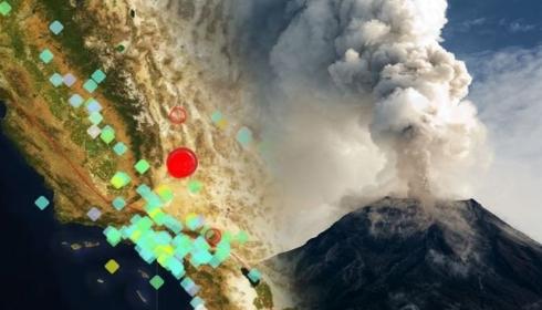 Что происходит в Калифорнии?Континент ломается пополам? TheBigTheOne.com_1368