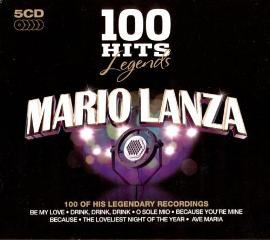 Mario Lanza - 100 Hits Legends 2010 100MarioLanza