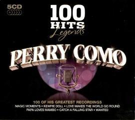 Perry Como - 100 Hits Legends 2009 100PerryComo