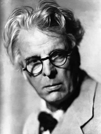 აღმუვლდებიან ქარიშხლები ქალაქის თავზე... Yeats