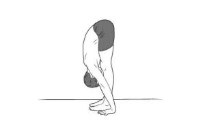 Stretching: perché è importante? Standing-forward-bend-300x205