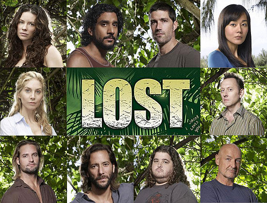 Top five favorite tv shows Lost-casr