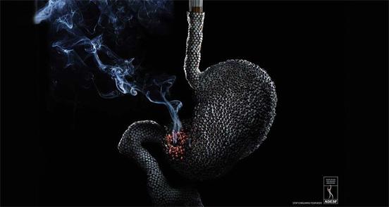 Anti-Smoking Advertisements Cigarettes-stomach-l