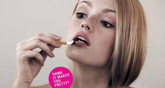 Anti-Smoking Advertisements Smoking-lipstick-l