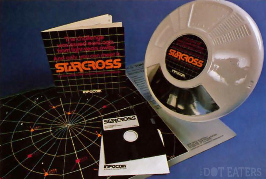 Le meilleur jeu d'aventure textuel/graphique de l'histoire de la micro Infocom-starcross-1982-1024x689