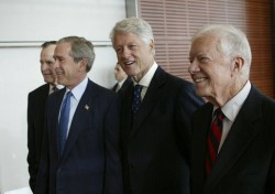 3.6 Million Taxpayer Dollars Being Used To Support The Lavish Lifestyles Of Former Presidents Such As Bush And Clinton 3.6-Million-Taxpayer-Dollars-Being-Used-To-Support-The-Lavish-Lifestyles-Of-Former-Presidents-Such-As-Bush-And-Clinton-250x176