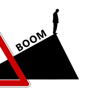 Most People Don't Believe It, But We Are Right On Schedule For The Next Financial Crash Stock-Market-Crash-Public-Domain-300x300