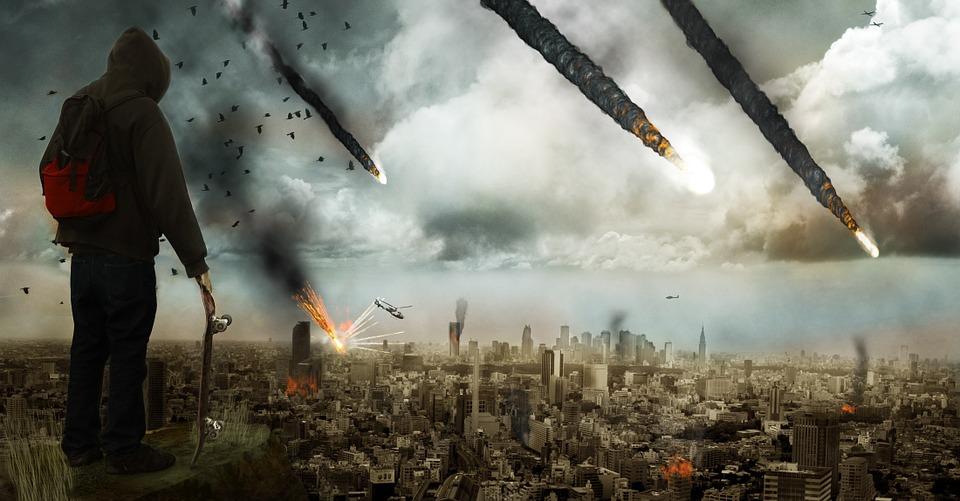 SGZ | Saison 7 | Episode 2 : Apocalypse Apocalyptic-Public-Domain