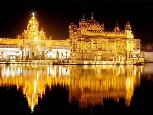 Guru Ram Das Ashram in LA Amritsar-golden-temple