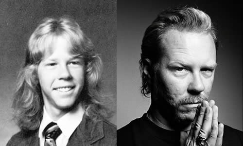 Antes / Despues James-hetfield-metallica