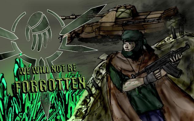 [Chém Gió] Tạo nhân vật với style Touhou theo ý thích Forgottenbanner