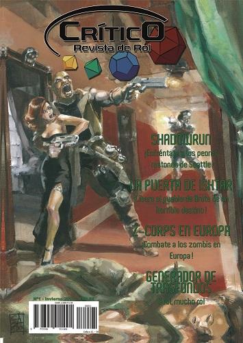 Revista crítico Crc3adtico
