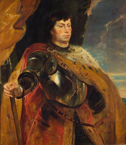 Charles the Bold Rubens-charles-the-bold