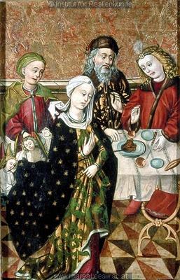 Marie de Coucy, Queen of Scots Medieval-bride