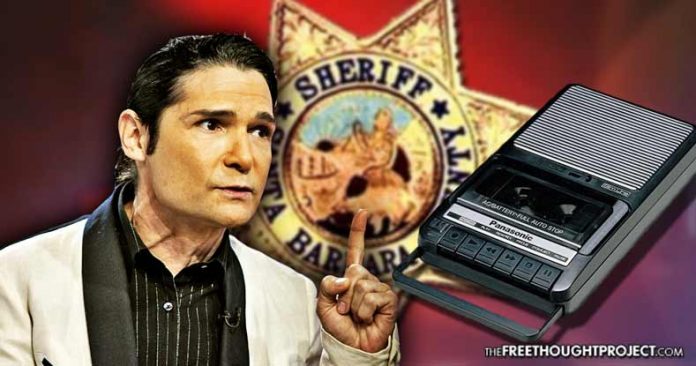 Recording that Police Said Didn't Exist of Feldman Naming His Abusers was Just FOUND Recording-found-696x366