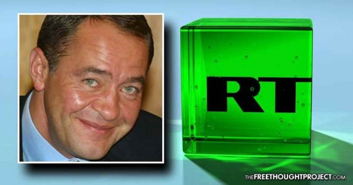 BREAKING: FBI Releases Docs Claiming RT Founder Beat Himself to Death in His Hotel Room Lesin-696x366