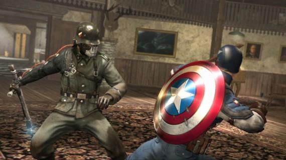 Captain America: Super soldier CASS003