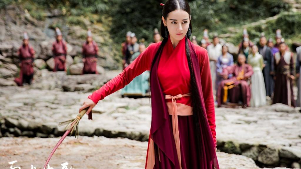 Hỏi đáp phim, video clip: Những vai diễn đẹp như tiên nữ của Địch Lệ Nhiệt Ba trên màn ảnh Hoa Ngữ 2703_chu_thich_1