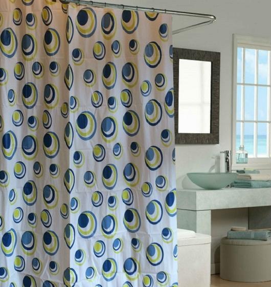 Sản phẩm cần bán: Vì sao nhà không thể thiếu rèm phòng tắm? Ptam123
