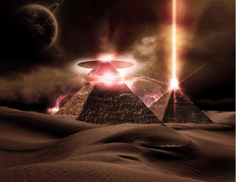2014: The true re-empowerment of mankind as consciousness rises ~ Judith Kusel Pyramid-power
