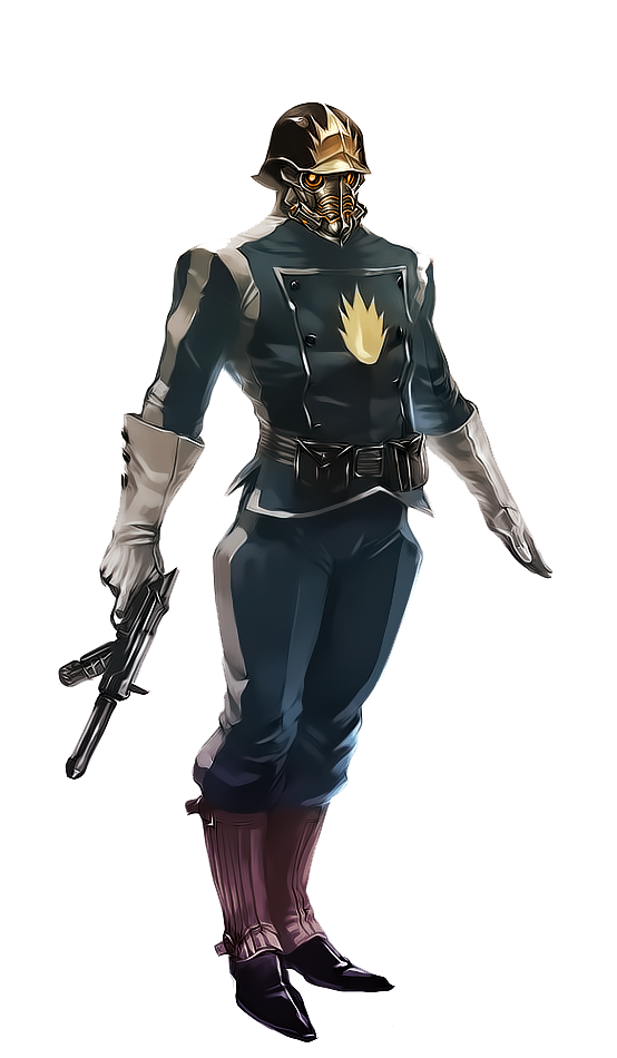 Characters Star-lord1