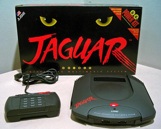 """Les consoles inconnues ou """"un peu"""" oubliées? :-( Atari-jaguar"""