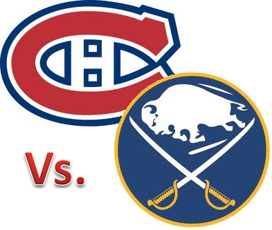 Match #23 - Canadiens vs Sabres - Vendredi 23 novembre Habs-Sabres