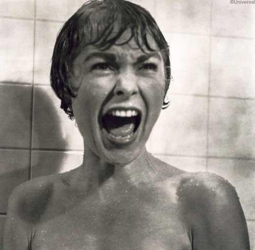 Les images célèbres du cinéma ! Psychose