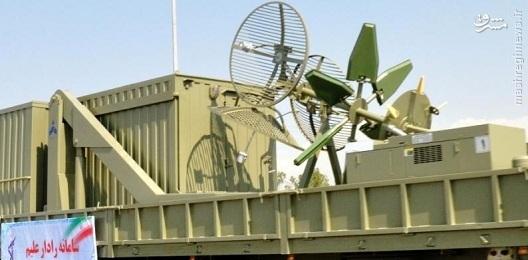 """""""نذير"""" الايراني يرصد الصواريخ الباليستية وطائرات الشبح 11-Iran-Alim-Passive-radar"""