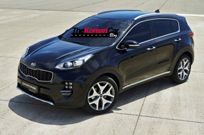 2015 - [Kia] Sportage IV - Page 6 2016-kia-sportage-first-official-spy-shots-2