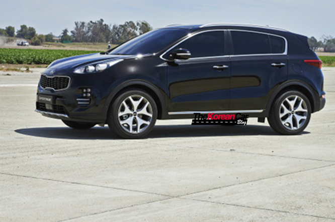 2015 - [Kia] Sportage IV - Page 6 2016-kia-sportage-first-official-spy-shots-5