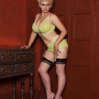Love Claudette AW14  Full Bust Model Gia Genevieve  32G UK Claudette-AW14-fishnet-caipirinha-200x200