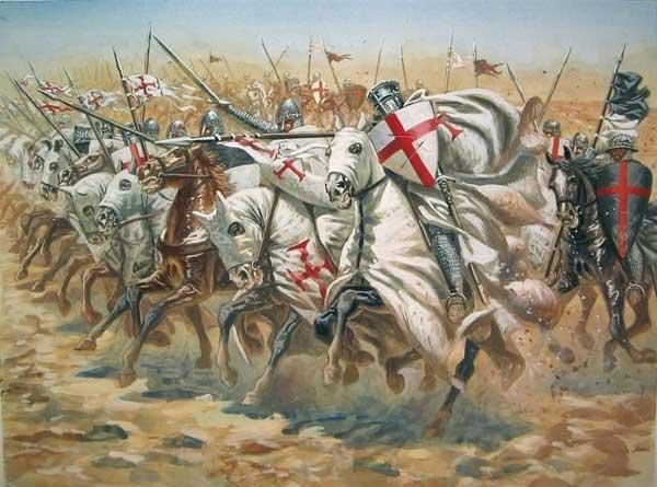 Cavalieri Templari Templars-knights-in-the-holy-land
