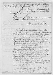 Commémoration de l'assasinat de l'Empereur Jacques 1er, fondateur d'Ayiti 180px-Dessalines_letter_jefferson