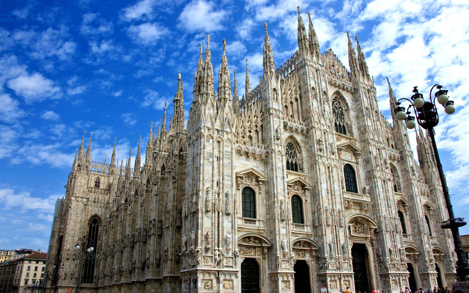 Los mejores sitios de interés turístico del planeta Milan-Duomo