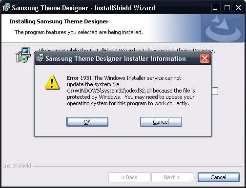 STD 2.0.3 incompatible avec Windows XP STD231