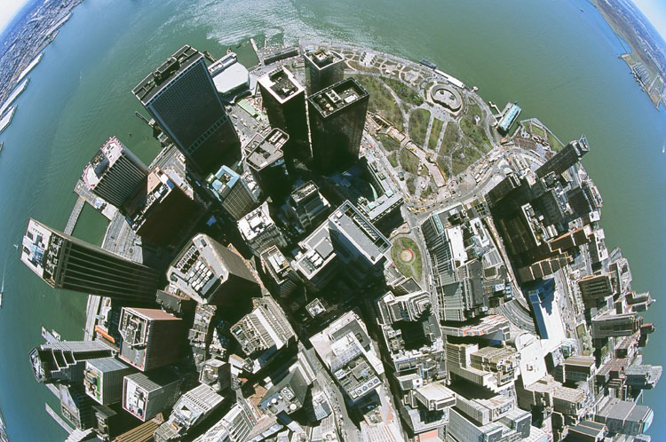 Gradovi i mesta uslikani iz vazduha - Page 2 Aerial-photography-new-york-city-the-battery