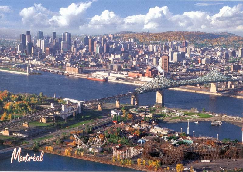 கனடா Montreal