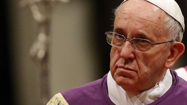 All Roads Lead to Armageddon Part 1&2 Pope-francis-last-christmas-600x338