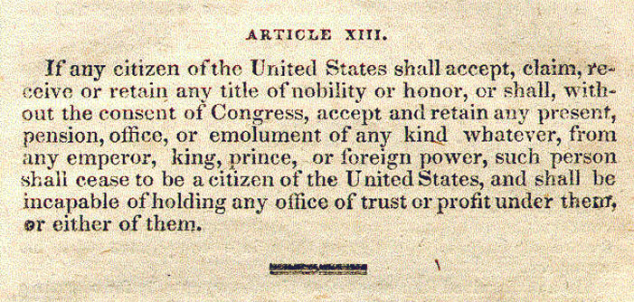 CONFIRMED: The Original Thirteenth Amendment Was Ratified, And Then Improperly Removed From The Constitution Original-13th-amendment
