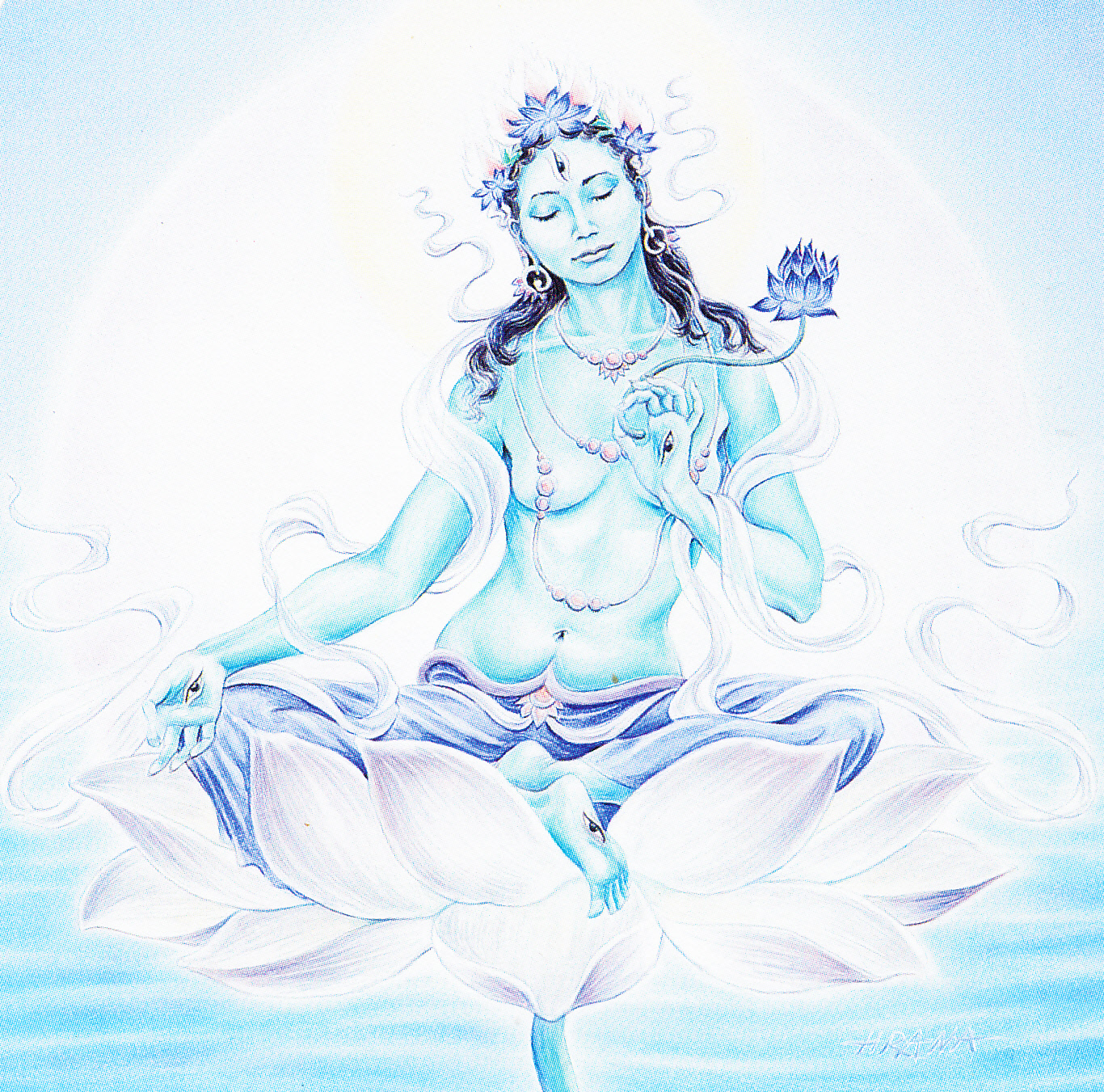 Этика Tara-Goddess-Oracle-by-Hrana-Janto